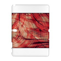 Grey And Red Samsung Galaxy Note 10.1 (P600) Hardshell Case