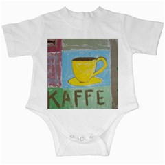 Kaffe Painting Infant Bodysuit