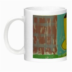 Kaffe Painting Glow in the Dark Mug