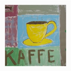 Kaffe Painting Glasses Cloth (Medium, Two Sided)