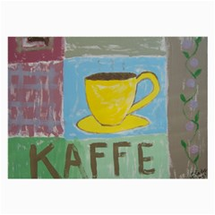 Kaffe Painting Glasses Cloth (large)