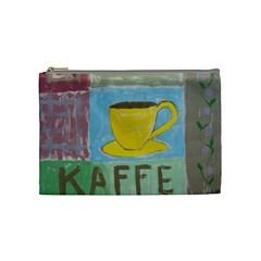 Kaffe Painting Cosmetic Bag (medium)