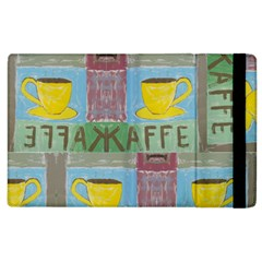 Kaffe Painting Apple Ipad 3/4 Flip Case