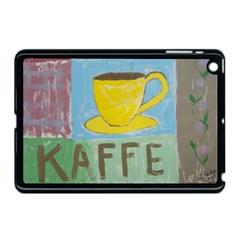 Kaffe Painting Apple Ipad Mini Case (black)