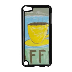 Kaffe Painting Apple iPod Touch 5 Case (Black)