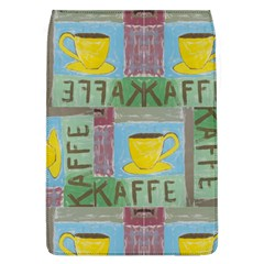 Kaffe Painting Removable Flap Cover (large)