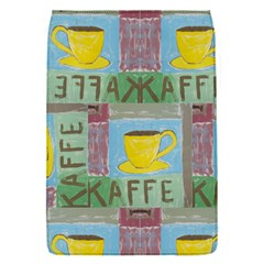 Kaffe Painting Removable Flap Cover (Small)