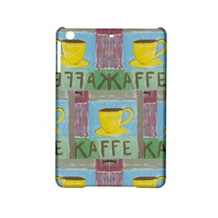 Kaffe Painting Apple iPad Mini 2 Hardshell Case