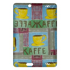 Kaffe Painting Kindle Fire HD 7  (2nd Gen) Hardshell Case