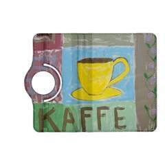 Kaffe Painting Kindle Fire Hd 7  (2nd Gen) Flip 360 Case