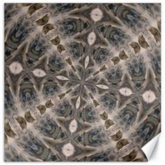 Flowing Waters Kaleidoscope Canvas 16  x 16  (Unframed)