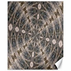 Flowing Waters Kaleidoscope Canvas 11  X 14  (unframed)