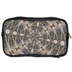 Flowing Waters Kaleidoscope Travel Toiletry Bag (two Sides)