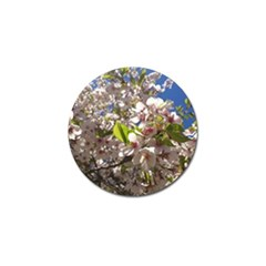 Cherry Blossoms Golf Ball Marker 10 Pack