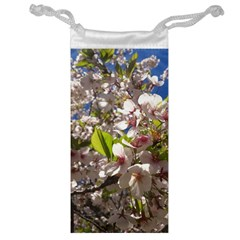Cherry Blossoms Jewelry Bag