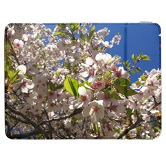 Cherry Blossoms Samsung Galaxy Tab 7  P1000 Flip Case