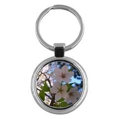 Sakura Key Chain (Round)