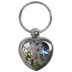 Sakura Key Chain (Heart)