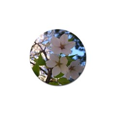 Sakura Golf Ball Marker
