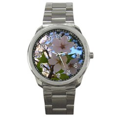 Sakura Sport Metal Watch