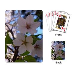 Sakura Playing Cards Single Design