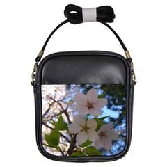 Sakura Girl s Sling Bag