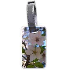 Sakura Luggage Tag (two Sides)