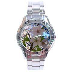 Sakura Stainless Steel Watch