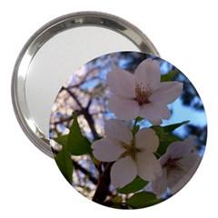 Sakura 3  Handbag Mirror