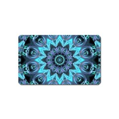 Star Connection, Abstract Cosmic Constellation Magnet (Name Card)