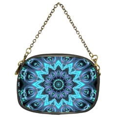 Star Connection, Abstract Cosmic Constellation Chain Purse (two Sided)