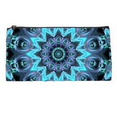 Star Connection, Abstract Cosmic Constellation Pencil Case