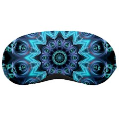Star Connection, Abstract Cosmic Constellation Sleeping Mask