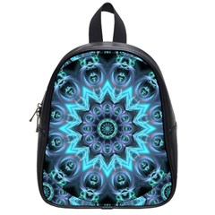 Star Connection, Abstract Cosmic Constellation School Bag (small)