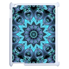 Star Connection, Abstract Cosmic Constellation Apple iPad 2 Case (White)
