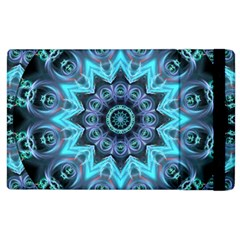 Star Connection, Abstract Cosmic Constellation Apple iPad 2 Flip Case