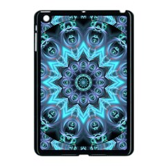 Star Connection, Abstract Cosmic Constellation Apple iPad Mini Case (Black)