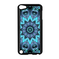 Star Connection, Abstract Cosmic Constellation Apple Ipod Touch 5 Case (black)