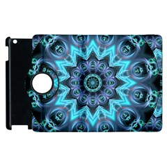 Star Connection, Abstract Cosmic Constellation Apple iPad 2 Flip 360 Case