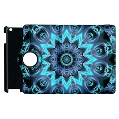 Star Connection, Abstract Cosmic Constellation Apple Ipad 3/4 Flip 360 Case