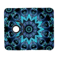 Star Connection, Abstract Cosmic Constellation Samsung Galaxy S  III Flip 360 Case
