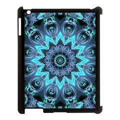 Star Connection, Abstract Cosmic Constellation Apple iPad 3/4 Case (Black)