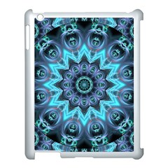 Star Connection, Abstract Cosmic Constellation Apple iPad 3/4 Case (White)