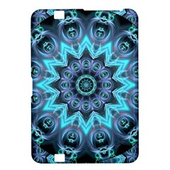Star Connection, Abstract Cosmic Constellation Kindle Fire HD 8.9  Hardshell Case