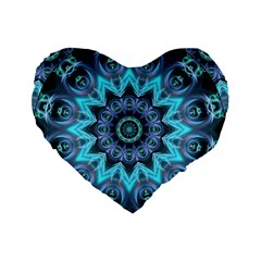 Star Connection, Abstract Cosmic Constellation 16  Premium Heart Shape Cushion