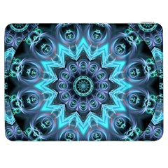 Star Connection, Abstract Cosmic Constellation Samsung Galaxy Tab 7  P1000 Flip Case