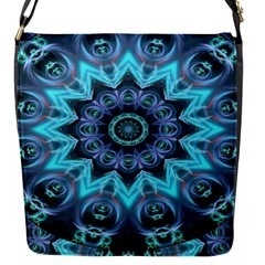 Star Connection, Abstract Cosmic Constellation Removable Flap Cover (Small)