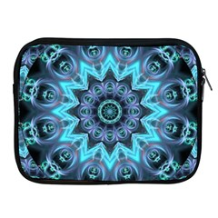 Star Connection, Abstract Cosmic Constellation Apple iPad Zippered Sleeve