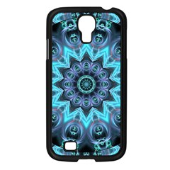 Star Connection, Abstract Cosmic Constellation Samsung Galaxy S4 I9500/ I9505 Case (Black)