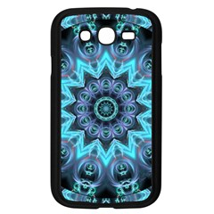 Star Connection, Abstract Cosmic Constellation Samsung Galaxy Grand DUOS I9082 Case (Black)